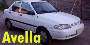 Защита картера двигателя для Kia Avella