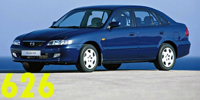 Фаркопы для Mazda 626