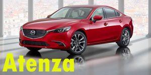 Защита картера двигателя для Mazda Atenza