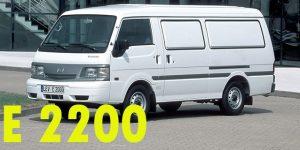 Защита картера двигателя для Mazda E 2200