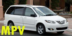 Фаркопы для Mazda MPV