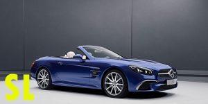 Защита картера двигателя для Mercedes-Benz SL