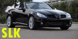 Защита картера двигателя для Mercedes-Benz SLK