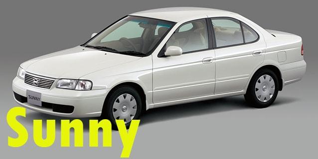 Защита картера двигателя для Nissan Sunny