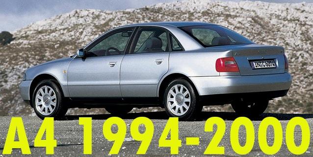 Фаркопы для Audi A4 1994-2000