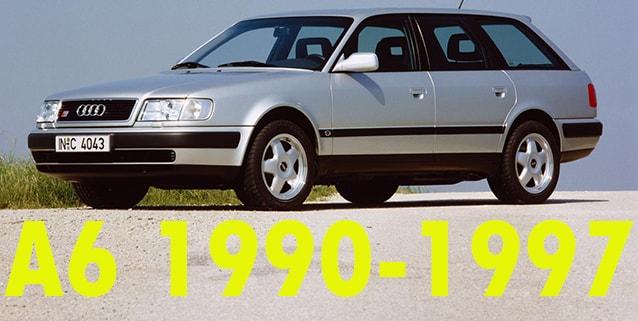 Фаркопы для Audi A6 1990-1997
