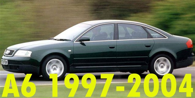 Фаркопы для Audi A6 1997-2004