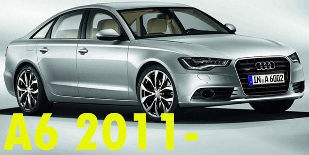 Фаркопы для Audi A6 2011-