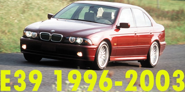 Фаркопы для BMW E39 1996-2003