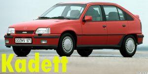 Защита картера двигателя для Opel Kadett