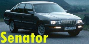 Защита картера двигателя для Opel Senator
