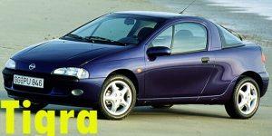 Защита картера двигателя для Opel Tigra