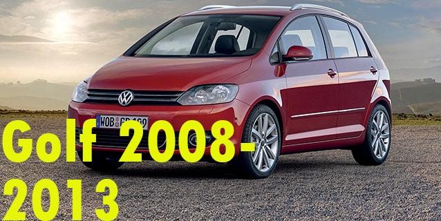 Фаркопы для Volkswagen Golf 2008-2013
