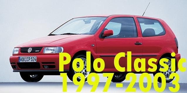 Фаркопы для Volkswagen Polo Classic 1997-2003