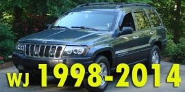 Защита картера двигателя для Jeep Grand Cherokee WJ 1998-2004