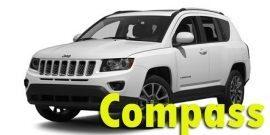 Защита картера двигателя для Jeep Compass