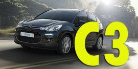 Защита картера двигателя для Citroen C3