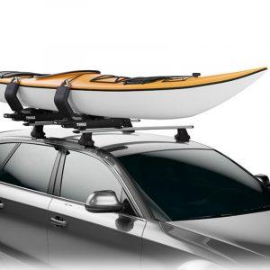 Крепления для перевозки лодки (каяка, серфа)