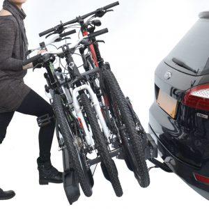 Велобагажники (велокрепления) на автомобиль