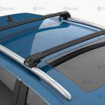 Багажник на рейлинги Turtle Air 1 (комплект 2 шт.)-4